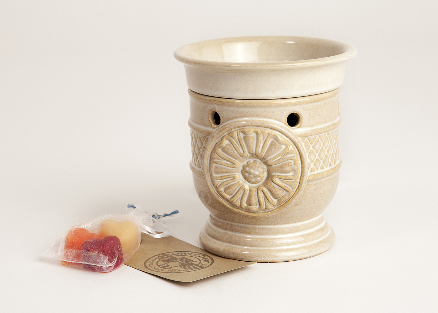 Home Scents Electric Wax Warmer ~ Sale sunflower wax warmer with winter scents owlchemy