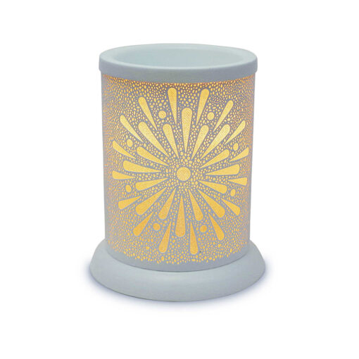Starburst wax warmer