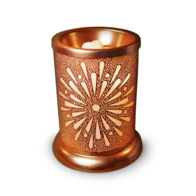 Sunburst wax warmer