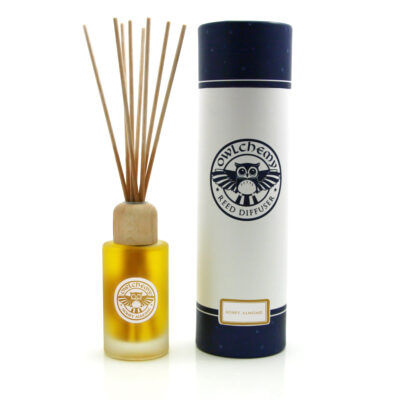 honey almond reed diffuser